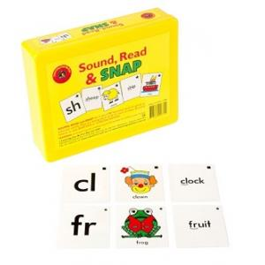 Learning Can be Fun - Sound Read & Snap
