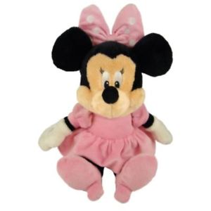 Jasnor - Minnie Mouse Plush Toy with Chime
