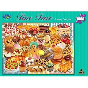 Holdson - Fine Fare Bakery Delights 1000 Piece Puzzle