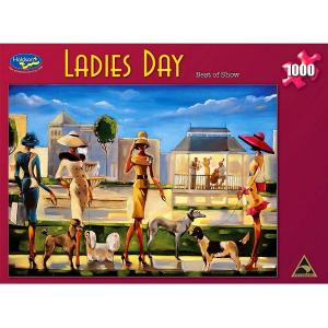 Holdson - Ladies Day Best Of Show  1000 Piece Puzzle