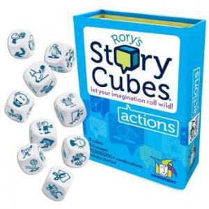 Rory's Story Cubes Game - Actions