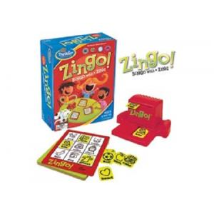 ThinkFun - Zingo Bingo Game