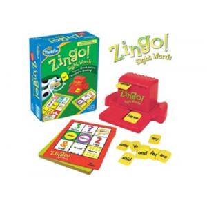 ThinkFun - Zingo Sight Words Bingo Game