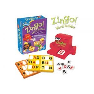 ThinkFun - Zingo Word Builder Bingo Game