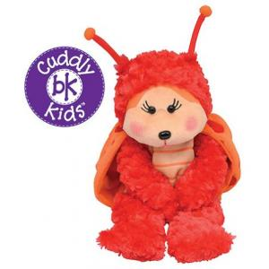 Beanie Kids - Cuddly kids Marietta the ladybird