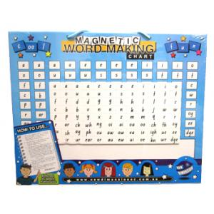 New Dimension -  Magnetic Word Making Chart