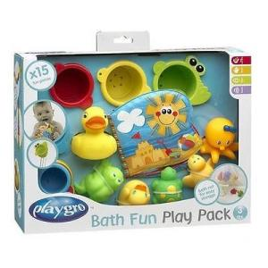 Playgro - Bath Fun Play Pack