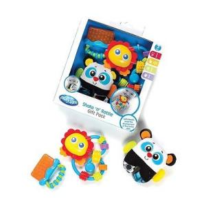 Playgro - Shake N Rattle Gift Pack - Blue