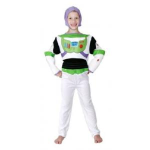 Rubies -  Children's Toy Story Buzz Light Year Deluxe Costume