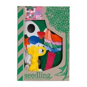 Seedling DIY Owl Bag