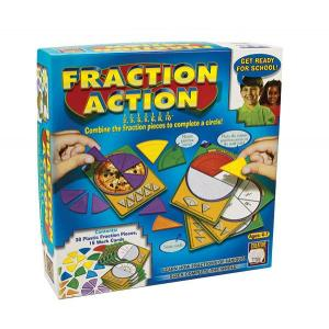 Fraction Action Game
