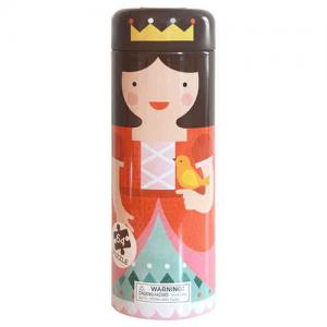 Petit Collage - Royal Castle Tin Canister Puzzle